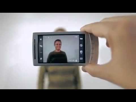 Demo del Vodafone 360 Samsung H1