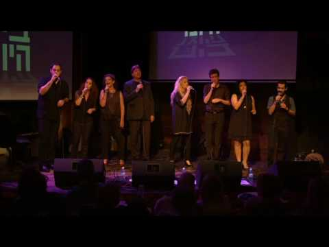 The Vocal Octet - Penny Lane - שמיניית ווקאל