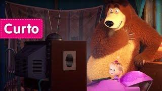 Masha y el Oso - es Hora De Dormir,   (los dibujos Animados de antes de que muriera.