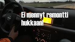 Opelin katsastus ja BMW moottori asiaa VLOG59
