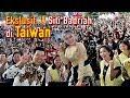 Ekslusif Video Aksi Lagi Syantik Siti Badriah di Taiwan #femindonesia