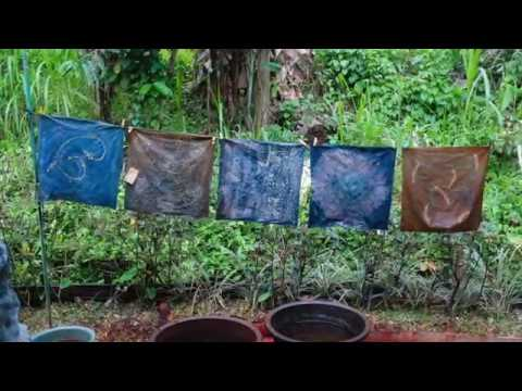 Nature's Colour Workshop – a 7-day workshop exploring Indonesia's natural dye traditions