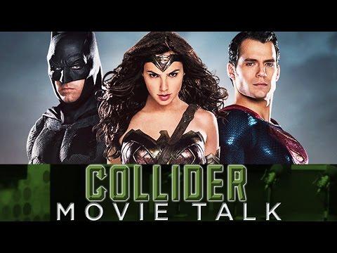 Collider Movie Talk - Batman V Superman Box Office Dropoff, Doctor Strange Set Pics