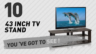 43 Inch TV Stand // New & Popular 2017