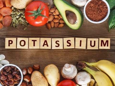 The Benefits Of Potassium