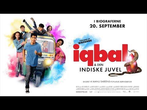 Iqbal & Den indiske juvel - Trailer - I biograferne 20. september 2018