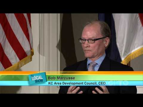 KCPT: The Local Show: Big 5: Progress Report on KC Chamber Initiatives Part II