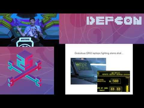 DEF CON 25 - Matt Joyce - Amateur Digital Archeology