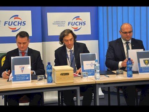 Firma Fuchs Oil Corporation na dłużej w Górniku