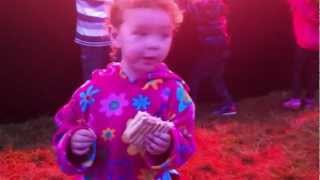 2.5yo Dancing To Louis Barabas At Just So Festival 2012