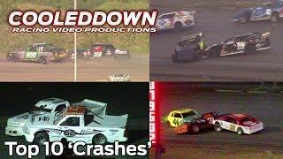 Top 10 'Crashes' of the 2018 Racing Season