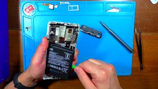 Xiaomi Redmi Note 5 PRO Disassembly / Замена модуля