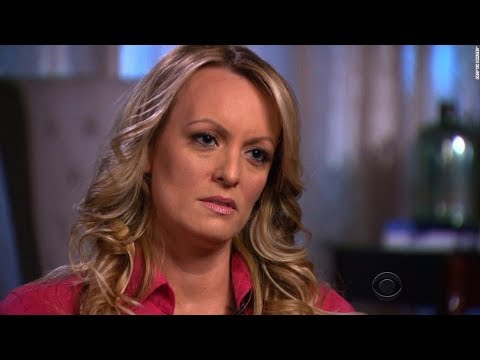 Stormy Daniels Claims Trump Team Threatened Her Over Affair