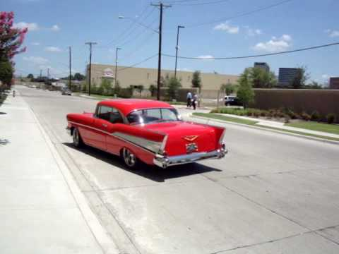 '57 Chevy BelAir,  Watch out!