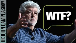 George Lucas Wanted Midi-Chlorians And Whills Based Movies For Star Wars 7, 8 And 9