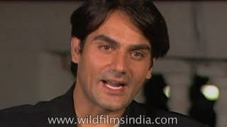 Young Arbaaz Khan talks about his movie 'Jeetenge Hum'