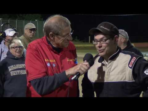 Lincoln Speedway 358 Sprint Car Victory Lane 06-08-16