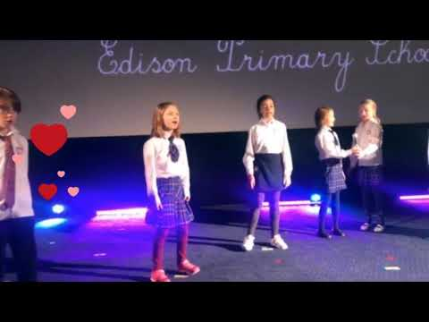 Valentine's Concert of Edison Primary School