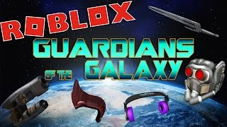 Roblox 2017 | Guardians Of The Galaxy Vol. 2 Event | Get all the rewards!
