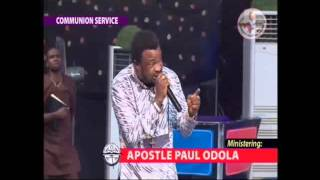 Apostle Paul Odola -  Help From Another Place