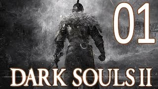 Let's Play Dark Souls 2 Gameplay German Deutsch Part 1 - Ein neuer Held wir geboren