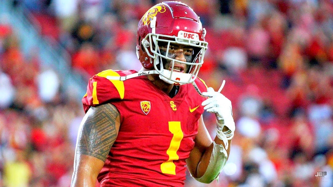 Next GREAT USC Linebacker ✌️✌️✌️ || USC LB Palaie Gaoteote Highlights ᴴᴰ