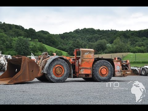 Tamrock Mining Underground  Loader LHD Toro for sale