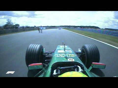 5 Crazy Onboards | British Grand Prix