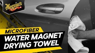 Meguiars X2000 Water Magnet Microfiber Drying Towel 2 Pack