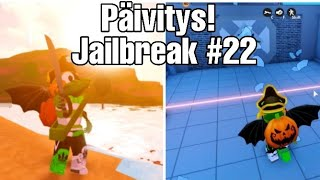 Swords and a new bank floor!   ROBLOX Australia   Jailbreak #22