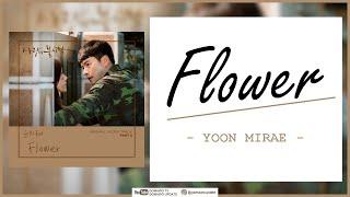 YOON MIRAE - Flower (OST Crash Landing on You) EASY LYRICS/INDO SUB by GOMAWO