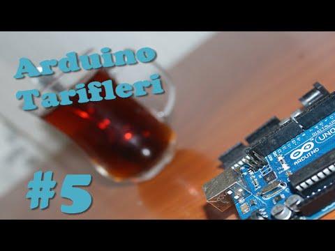 Arduino Tarifleri #5 - IF-ELSE Komutunu Kullanmak / LRT (720p)