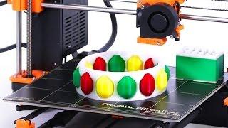 3D-принтер, печатающий в четырёх цветах, сделали в Чехии (новости)