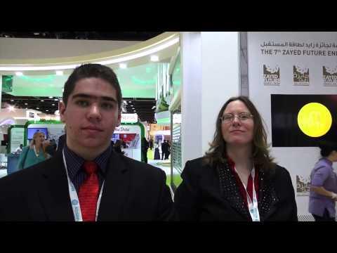 Munro Academy -- 2015 Zayed Future Energy Prize Winner