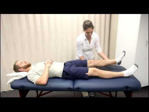 Hip Range of Motion and Manual Muscle Testing Demonstration Videos