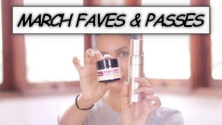 MARCH FAVORITES 2018 | Favorit Bulan Maret | suhaysalim