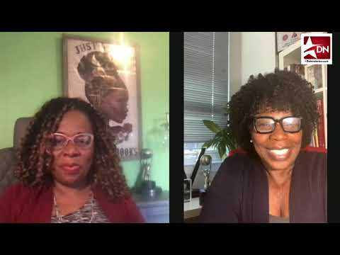 Author Victoria Christopher Murray on her books Lust & Envy being made into movies. (4.16.2021)