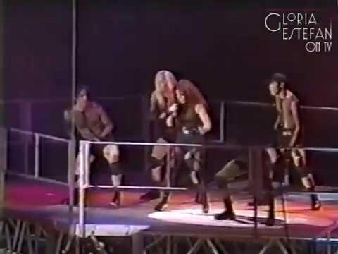 Gloria Estefan - Conga (Into the Light Tour: Live in Yokohama 1991)