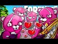 The Cuddle Bears Spread Love! - Fortnite Battle Royale