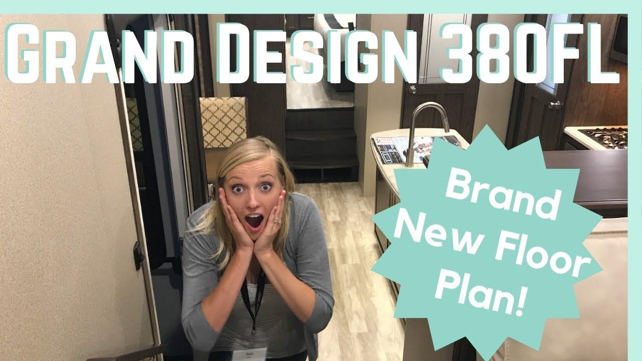 RV Tour: 2019 Grand Design Solitude 380FL | GDRV4Life - Your