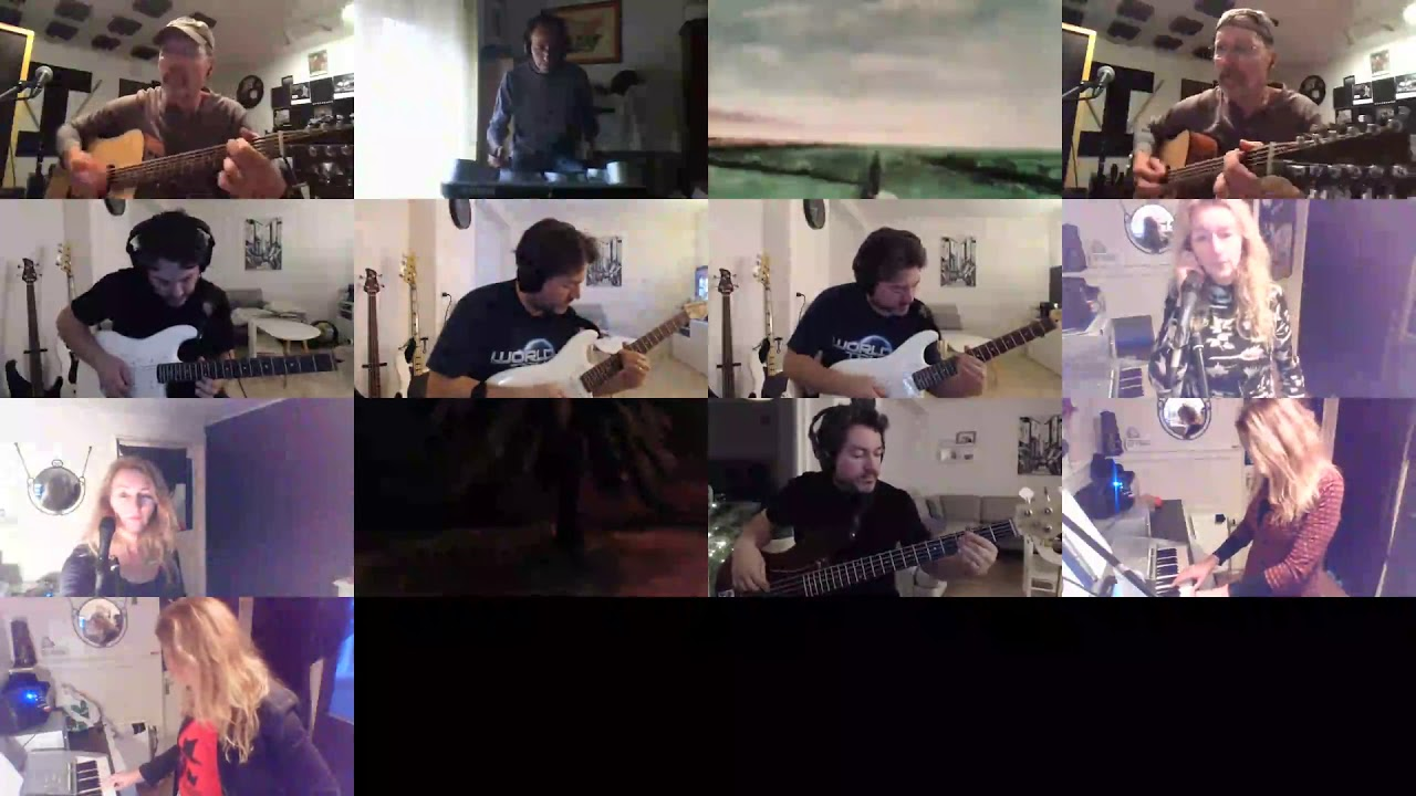 BANDHUG cover of Still Corners - The Last Exit - cover