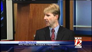 John Dinan Speaks About The GOP Debate