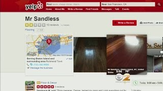 Yelp Review Lawsuit