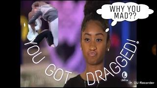 Young Lyric U GOT DRAGGED!! ( Miss Mulatto Diss#2 ) Lyrics