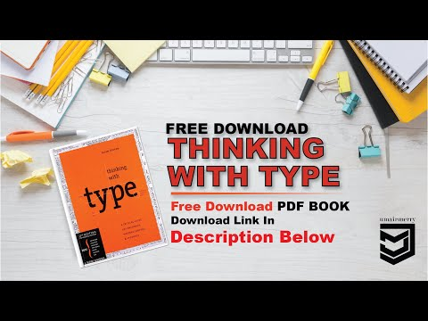 Thinking With Type PDF Full Book Free Download