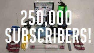 WELD.COM 250,000 SUBSCRIBER GIVEAWAY
