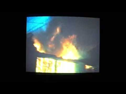 Union High School fire, Burgettstown, PA, March 21, 1963
