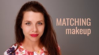 Matching your makeup to suit your outfit