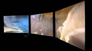 Call of Duty: Modern Warfare 3 Nvidia Surround