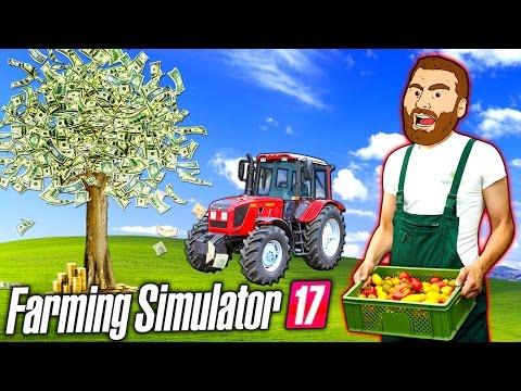 FARMER HIKE: Growing Weed & Making Money!!   Farming Simulator 2017 Gameplay